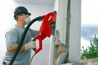 bezpyłowe wycinanie otworów okiennych i drzwiowych